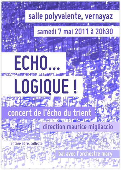 Concert 2011 de l'Echo du Trient